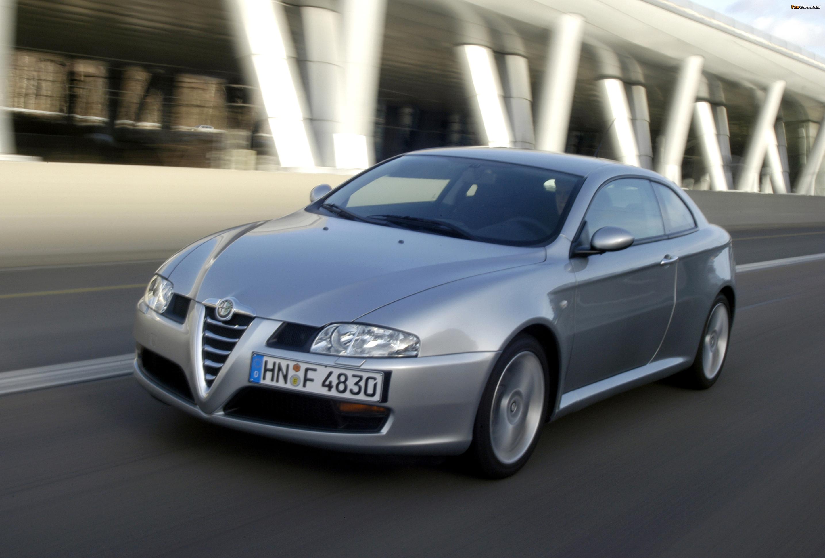Alfa Romeo GT (937C) 2003–2010 wallpapers (2870 x 1940)