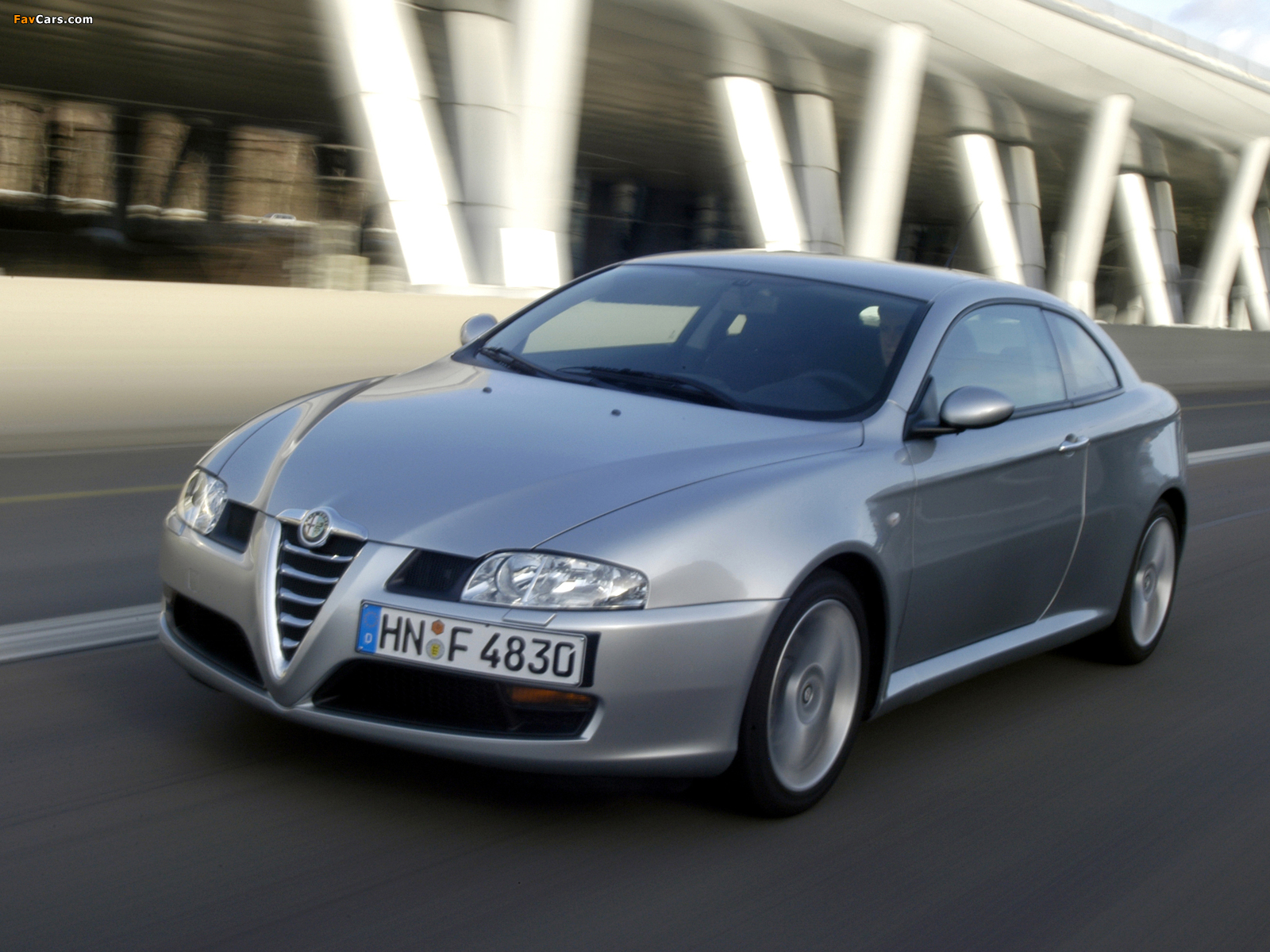Alfa Romeo GT (937C) 2003–2010 wallpapers (1600 x 1200)