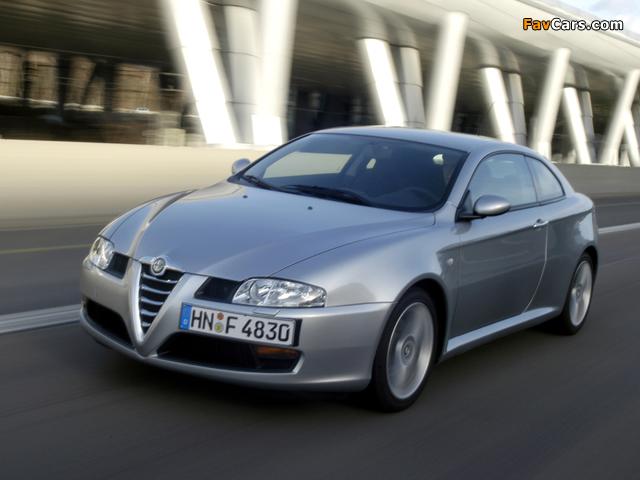 Alfa Romeo GT (937C) 2003–2010 wallpapers (640 x 480)