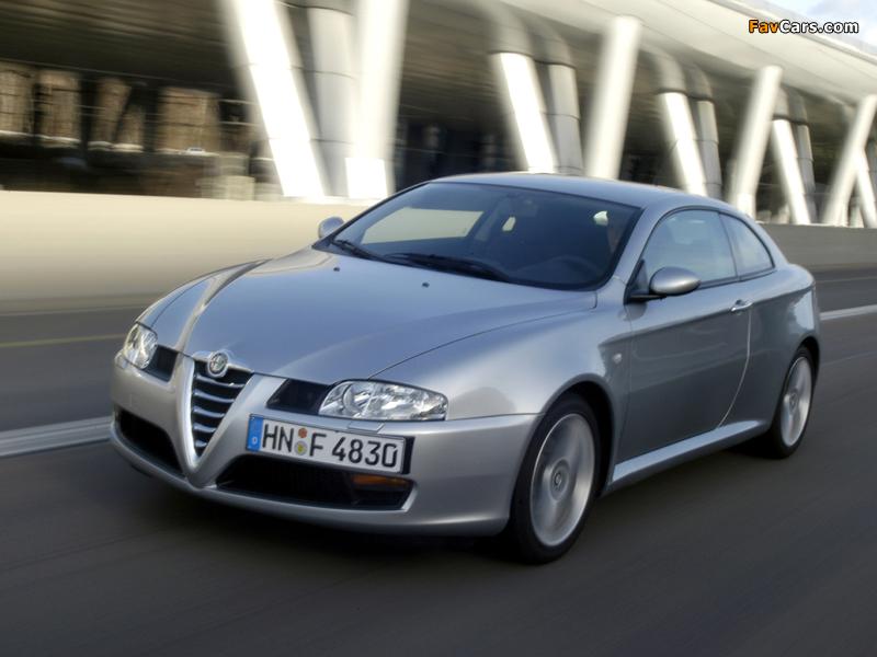 Alfa Romeo GT (937C) 2003–2010 wallpapers (800 x 600)