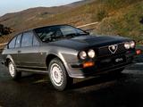 Alfa Romeo GTV 6 2.5 116 (1983–1986) photos