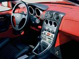 Alfa Romeo GTV 916 (1998–2003) pictures