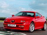 Alfa Romeo GTV Cup 916 (2001) images