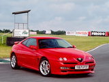 Alfa Romeo GTV Cup 916 (2001) wallpapers