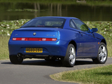 Alfa Romeo GTV UK-spec 916 (2003–2005) images