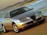 Photos of Alfa Romeo GTV AU-spec 916 (2003–2005)