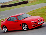 Pictures of Alfa Romeo GTV Cup 916 (2001)