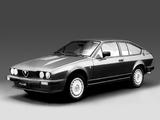 Pictures of Alfa Romeo GTV 6 2.5 116 (1980–1983)