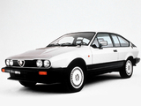 Alfa Romeo GTV 6 2.5 116 (1983–1986) wallpapers