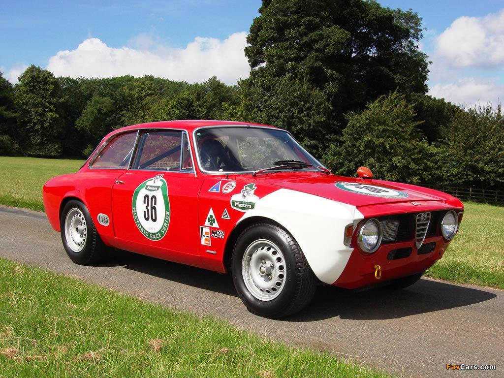 Alfa Romeo GTA 1300 Junior Corsa 105 (1968–1972) photos (1024 x 768)