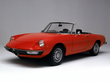 Alfa Romeo Spider 1300 Junior 105 (1969–1972) wallpapers