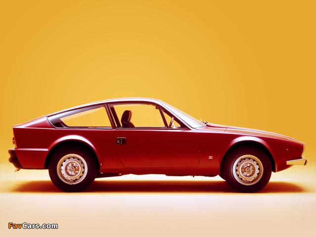 Alfa Romeo GT 1600 Junior Z 115 (1972–1975) wallpapers (640 x 480)
