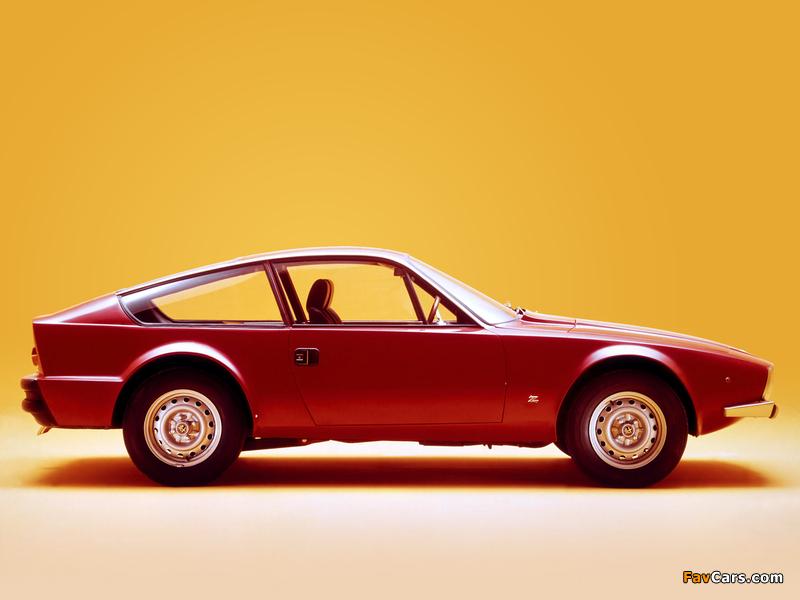 Alfa Romeo GT 1600 Junior Z 115 (1972–1975) wallpapers (800 x 600)