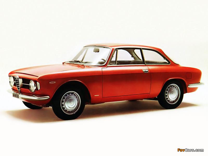 Alfa Romeo GT 1300 Junior 105 (1966–1971) wallpapers (800 x 600)