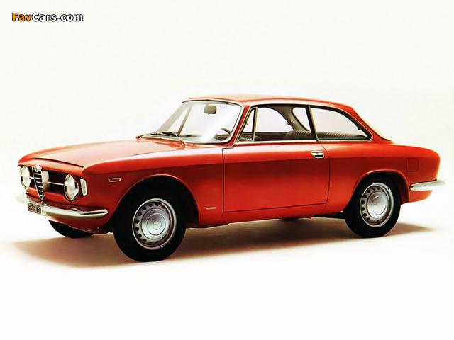 Alfa Romeo GT 1300 Junior 105 (1966–1971) wallpapers (640 x 480)