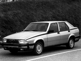 Alfa Romeo Milano 161 (1986–1989) photos