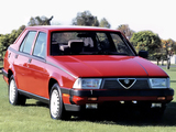Images of Alfa Romeo Milano 161 (1986–1989)