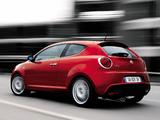 Alfa Romeo MiTo 955 (2008) images