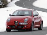 Alfa Romeo MiTo Quadrifoglio Verde 955 (2009–2011) images