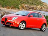 Alfa Romeo MiTo AU-spec 955 (2009) images