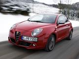 Alfa Romeo MiTo Quadrifoglio Verde 955 (2009–2011) photos