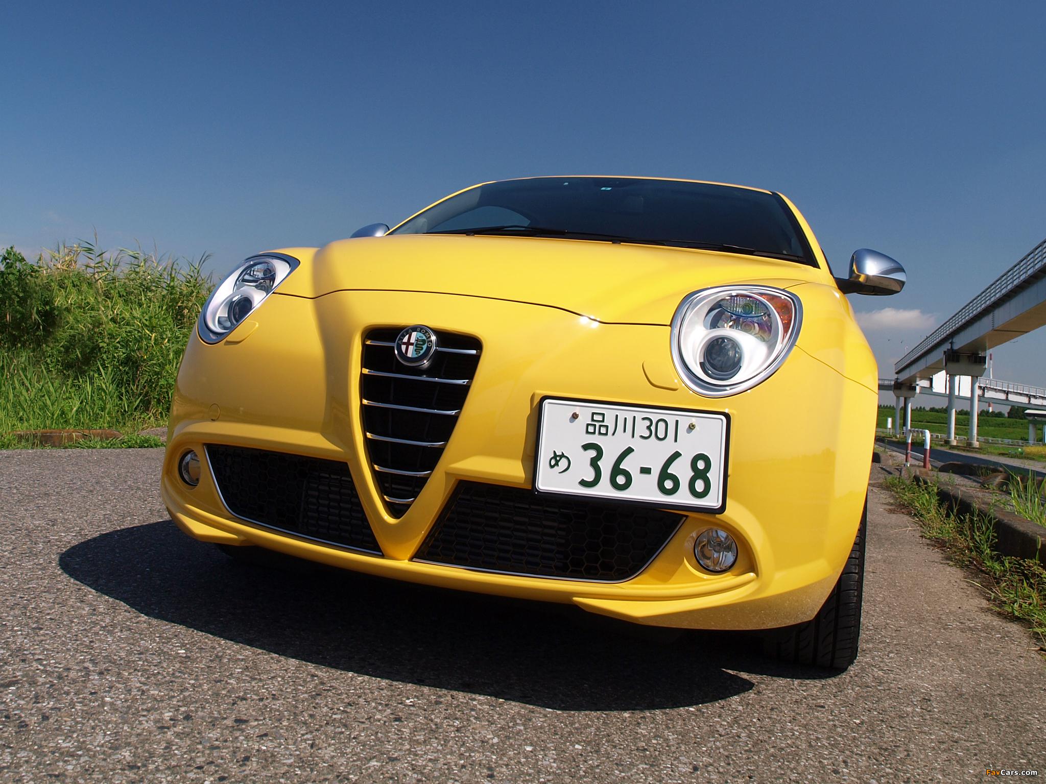 Alfa Romeo MiTo Imola 955 (2009) photos (2048 x 1536)