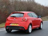 Alfa Romeo MiTo UK-spec 955 (2009) photos