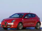 Alfa Romeo MiTo Quadrifoglio Verde 955 (2009–2011) pictures
