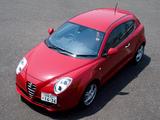 Alfa Romeo MiTo JP-spec 955 (2009) pictures