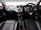 Alfa Romeo MiTo ZA-spec 955 (2009) pictures