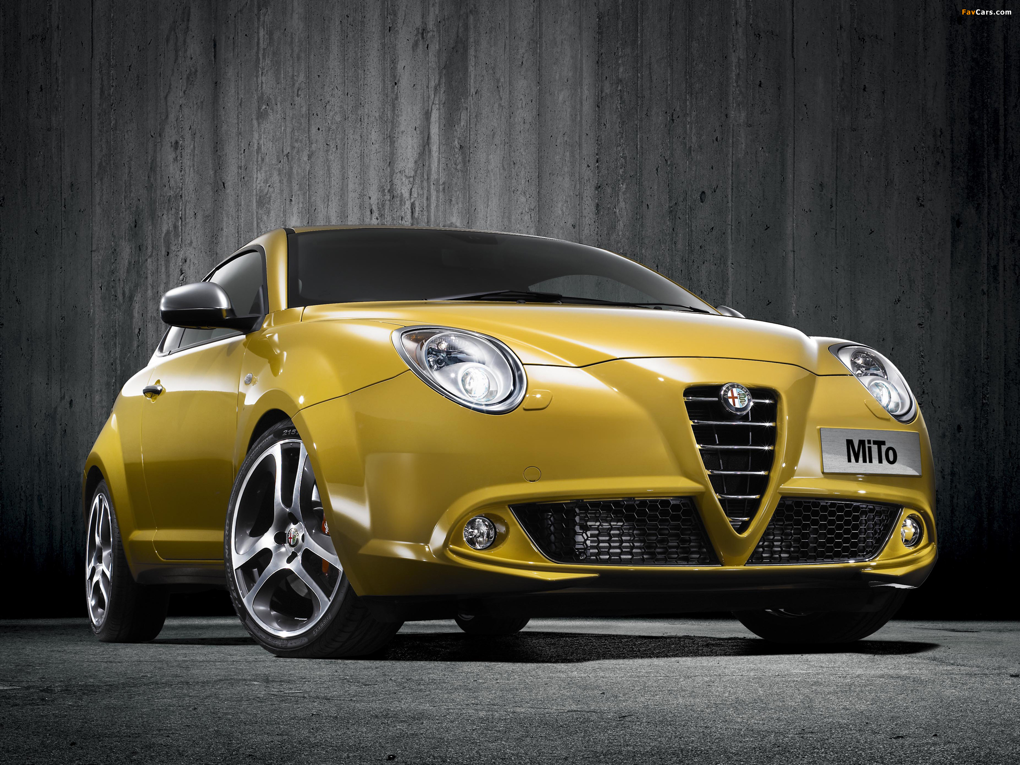 Alfa Romeo MiTo Imola 955 (2009) wallpapers (2048 x 1536)