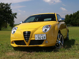 Alfa Romeo MiTo Imola 955 (2009) wallpapers