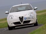 Alfa Romeo MiTo UK-spec 955 (2009) wallpapers