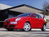 Alfa Romeo MiTo ZA-spec 955 (2009) wallpapers