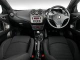 Alfa Romeo MiTo Quadrifoglio Verde ZA-spec 955 (2010–2011) images