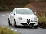 Alfa Romeo MiTo Cloverleaf 955 (2010–2011) pictures