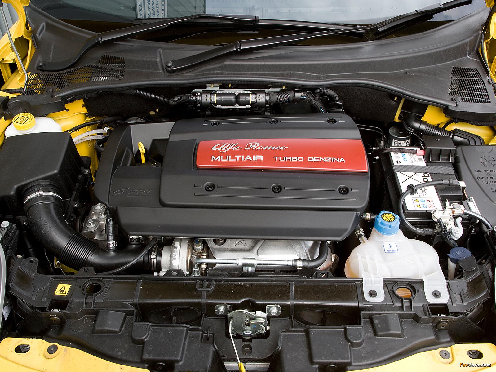 Alfa Romeo MiTo Cloverleaf 955 (2010–2011) pictures (1600 x 1200)