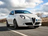 Alfa Romeo MiTo Cloverleaf 955 (2010–2011) wallpapers