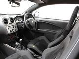 Alfa Romeo MiTo Quadrifoglio Verde AU-spec 955 (2011) photos