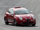 Alfa Romeo MiTo Quadrifoglio Verde SBK Safety Car 955 (2011) wallpapers