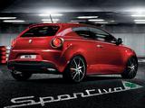 Alfa Romeo MiTo Sportiva 955 (2012) pictures
