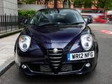 Alfa Romeo MiTo TwinAir UK-spec 955 (2012) pictures
