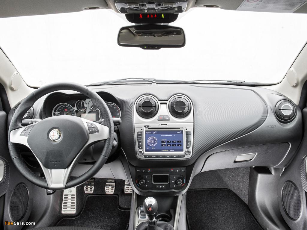 Alfa Romeo MiTo TwinAir 955 (2012) wallpapers (1024 x 768)