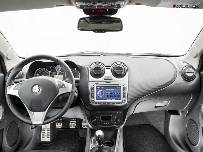 Alfa Romeo MiTo TwinAir 955 (2012) wallpapers (800 x 600)