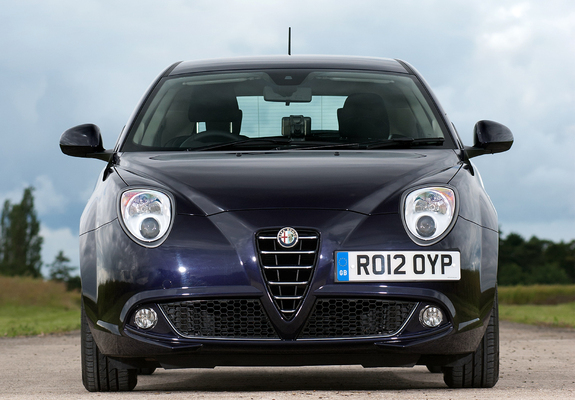 alfa romeo mito twinair uk spec 955 2012 wallpapers. Black Bedroom Furniture Sets. Home Design Ideas