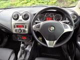 Alfa Romeo MiTo AU-spec 955 (2009) pictures