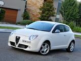 Images of Alfa Romeo MiTo AU-spec 955 (2009)