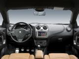 Images of Alfa Romeo MiTo Quadrifoglio Verde 955 (2009–2011)