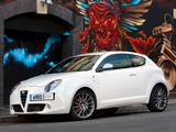 Images of Alfa Romeo MiTo Cloverleaf 955 (2010–2011)