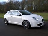 Images of Alfa Romeo MiTo Quadrifoglio Verde UK-spec 955 (2011)